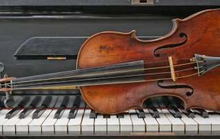 Celtic Folk Events - Fiddle and Piano