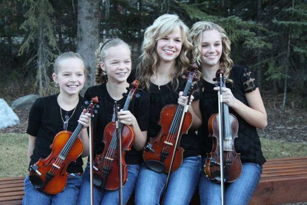 The Keister Family Fiddlers Celtic Folk Calgary