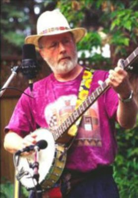 Barry Luft on Banjo